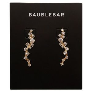 BaubleBar Farah Crystal Ear Crawlers